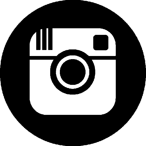 Instagram Black Icon Png #274599.