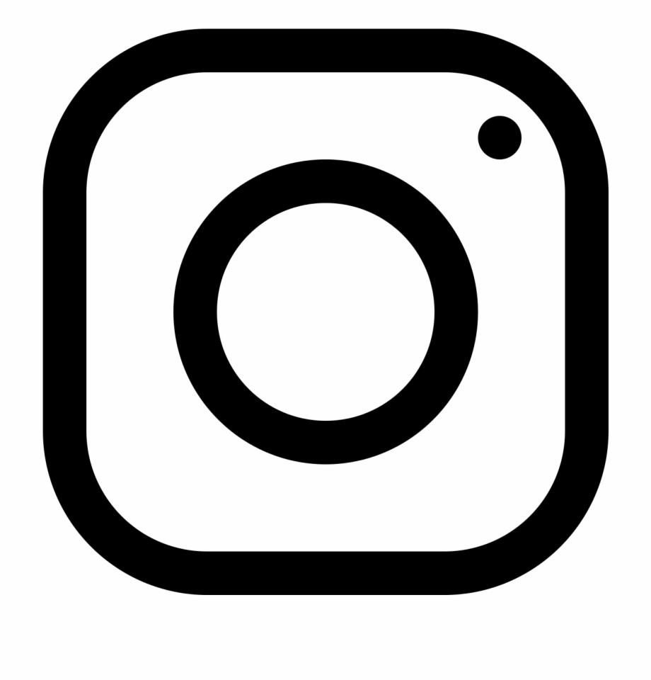 Instagram Logo Png Black Transparent Download Etm.