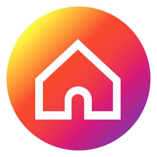 Instagram home button.