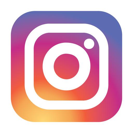 Instagram logo vector.