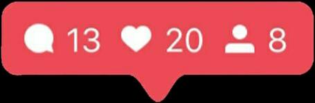 overlays editingneed instagram notification.