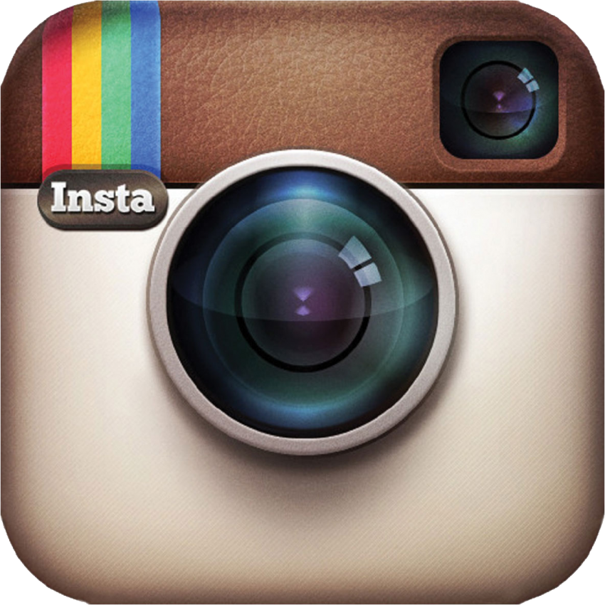 old instagram logo Icon PNG.