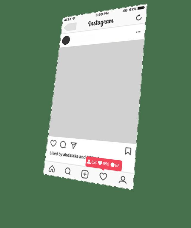 Instagram 3d editing Background download, Viral Instagram Png Download.
