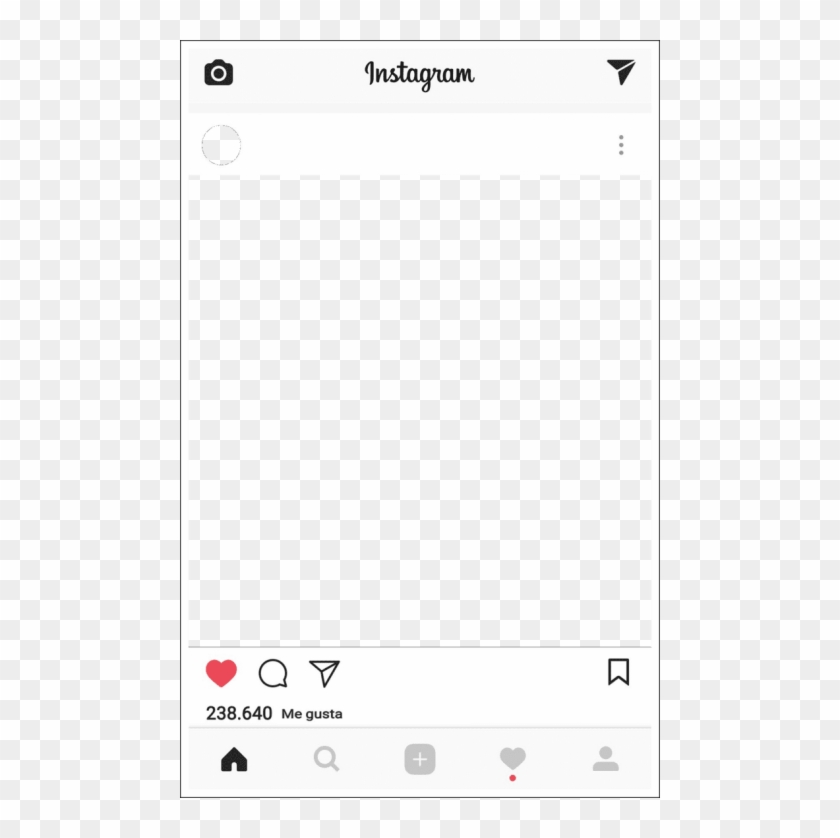 Free Png Download Instagram Photo Template Png Images.