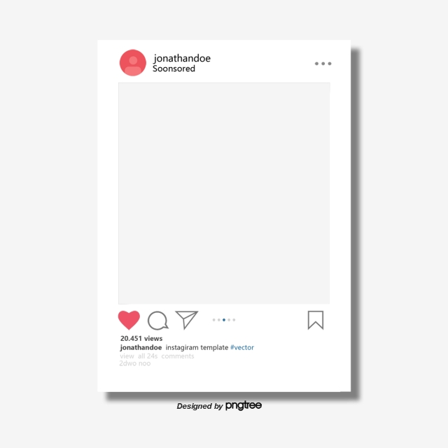 Instagram Simple Social Software Interface, Icon, Ins, Social Media.