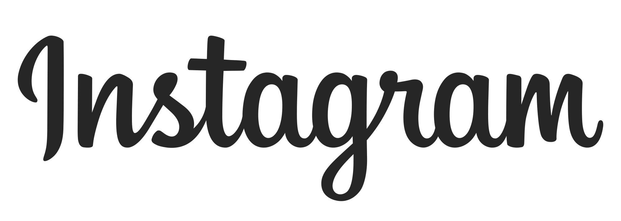 Instagram Logo Png Text.