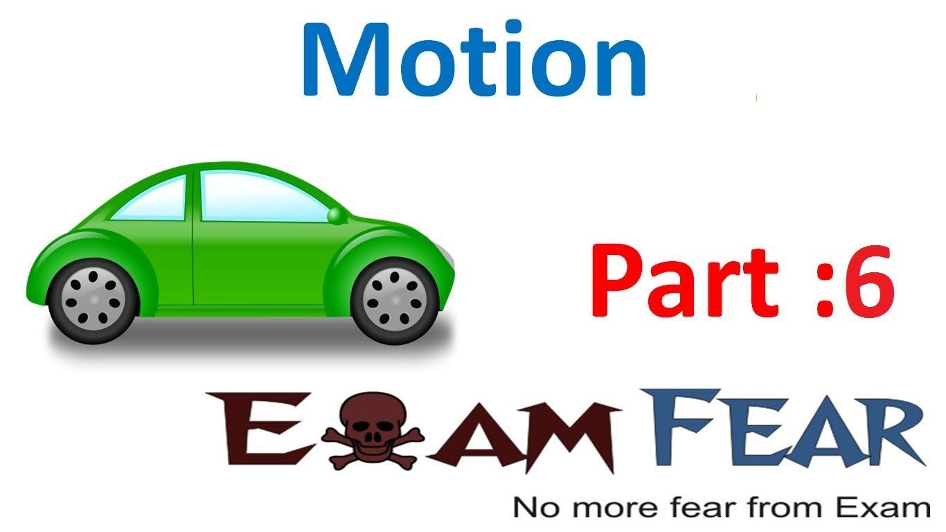Physics Motion part 6 (Average & instantaneous speed & velocity.