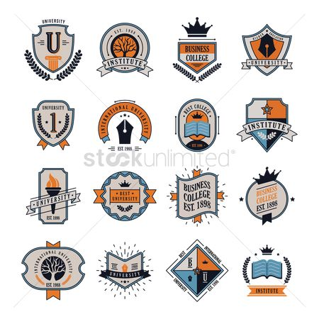 Free Learning Institution Stock Vectors.