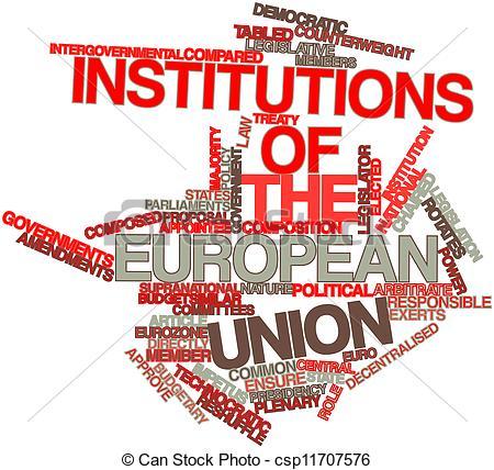 Institutions clipart.