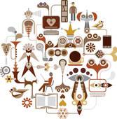 Institutions Clip Art Illustrations. 3,106 institutions clipart.