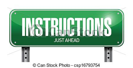 Instructions Vector Clipart EPS Images. 6,697 Instructions clip.