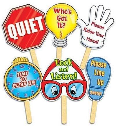 Classroom Instructions Clipart.