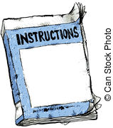 Instructions Stock Illustration Images. 12,580 Instructions.