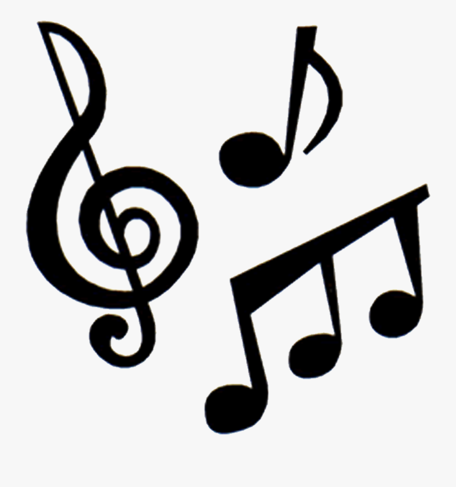 Music Instruments And Notes Clipart.
