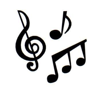 Instrumental Music Clipart.