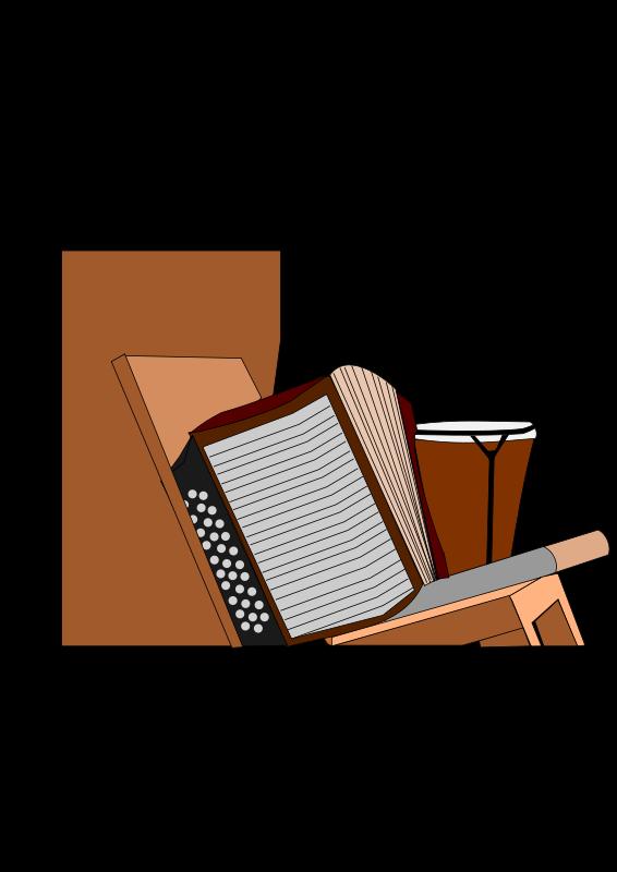 Free Clipart: Instrumentos.