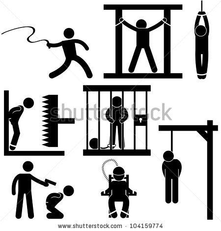 Torture Stock Vectors, Images & Vector Art.