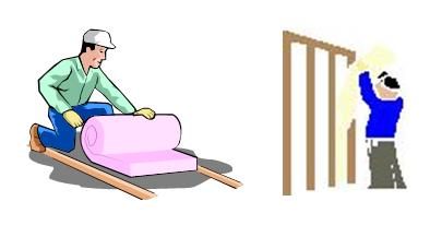 Insulation Clipart.