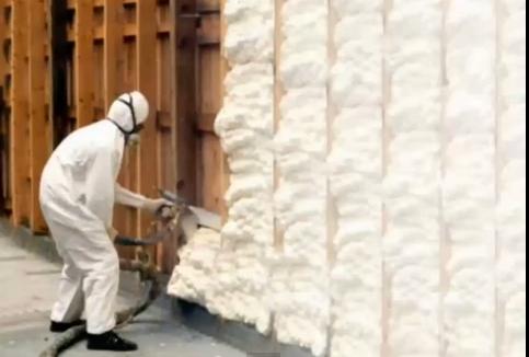 Green Energy Solutions Spray Foam Insulation in Tucson.