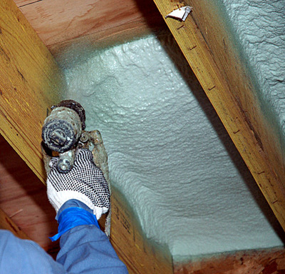 Insulation Basics: What to Know About Spray Foam.