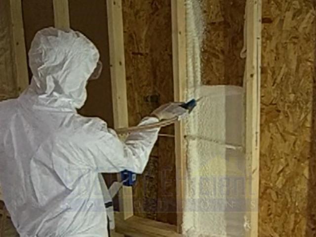 Spray Foam Insulation Kits, Low Pressure Expanding Polyurethane.