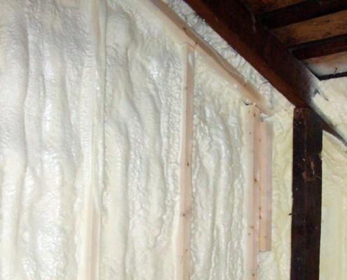 What Is Spray Foam Insulation?.