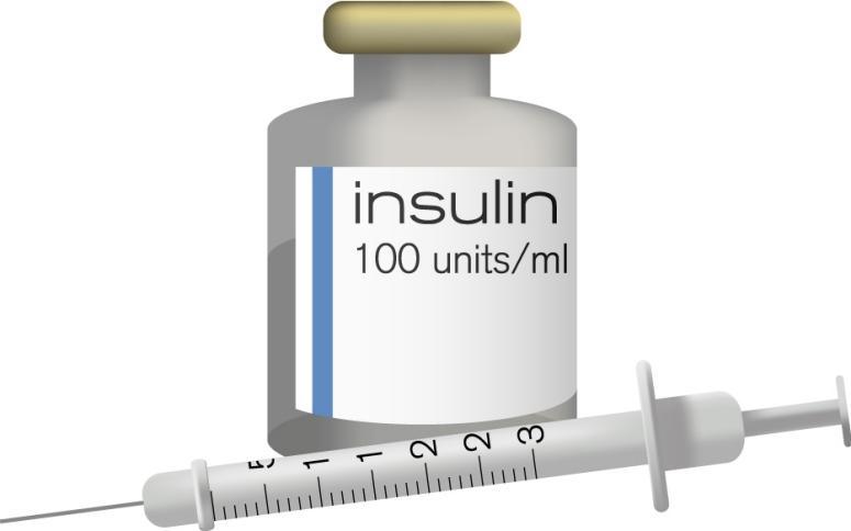 Insulin Clip Art.