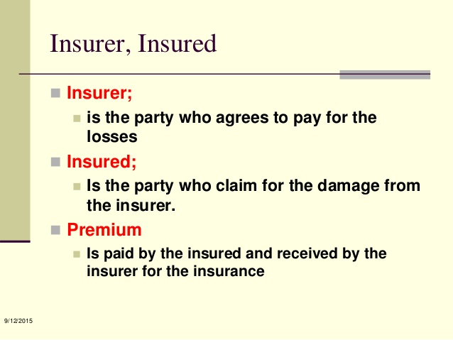 Chapter 1[definition and nature of insurance].