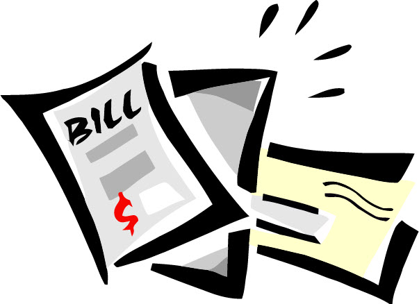 Medical Insurance Billing Clipart.