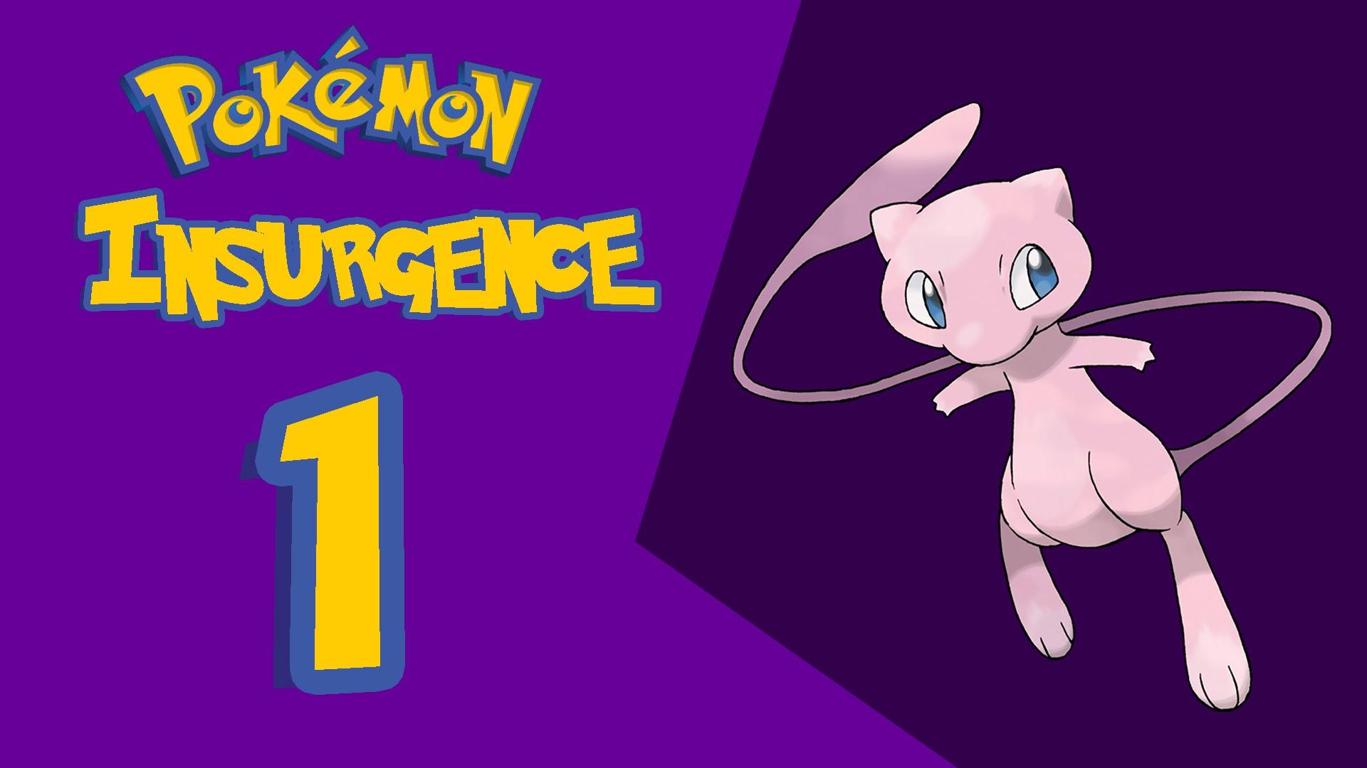 Pokemon Insurgence.