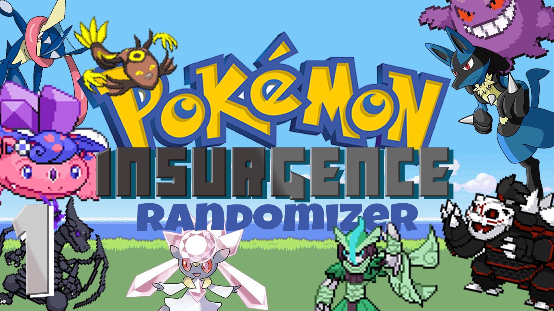 Pokémon Insurgence Episode 1: Off to a great start!.