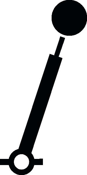 Nchart Symbol Int Sparbuoy Green Spheretm clip art Free Vector.