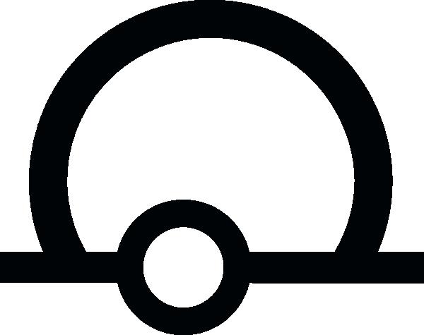 Nchart Symbol Int Spherebuoy Red clip art Free Vector / 4Vector.