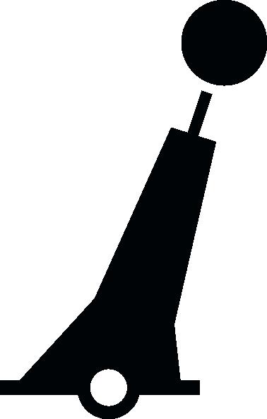 Nchart Symbol Int Pillarbuoy Green Spheretm clip art Free Vector.