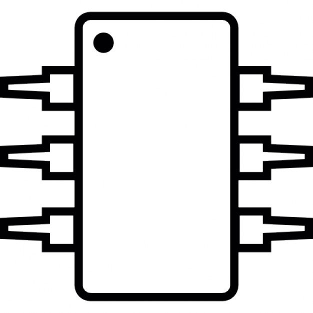 Integrated Circuit Vectors, Photos and PSD files.