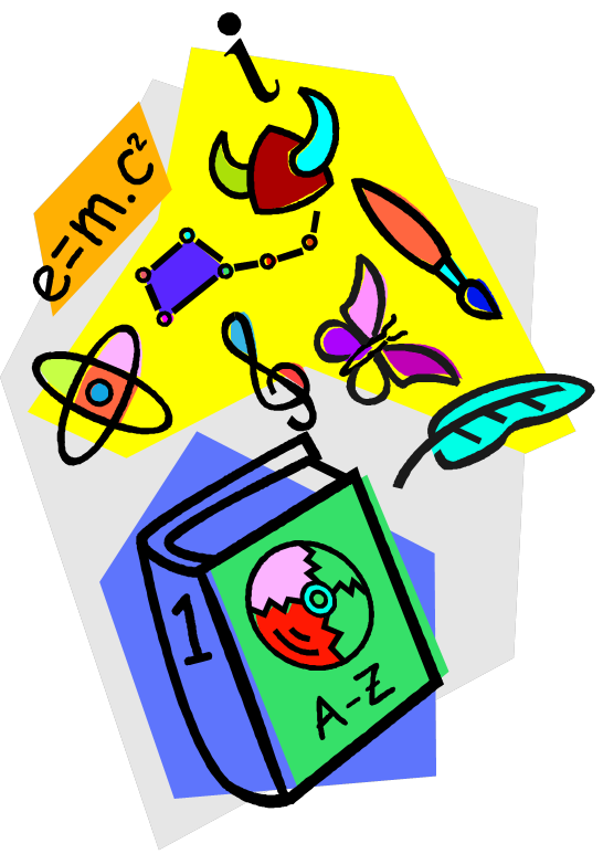 Science Question Clipart.