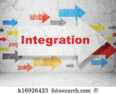 Integration Illustrations and Stock Art. 7,477 integration.