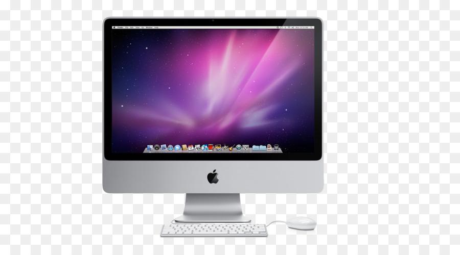 iMac Intel Core 2 Duo Desktop Computers.