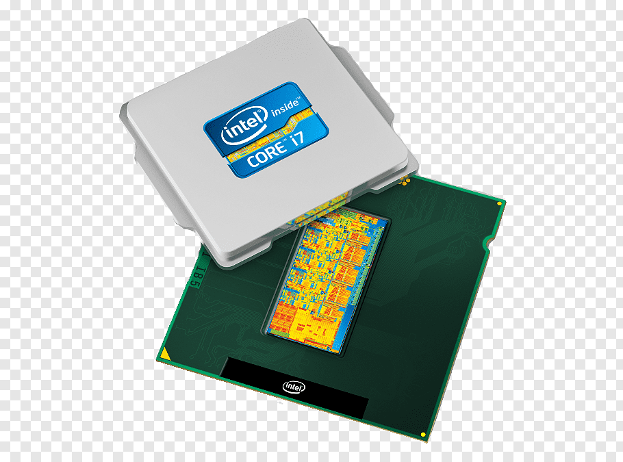 Intel Core i7 Sandy Bridge Intel Core i5, cpu free png.