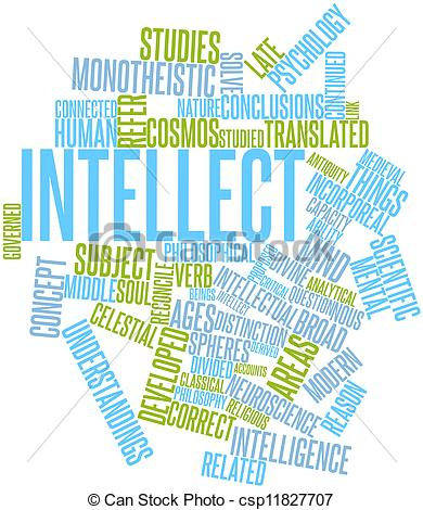 Intellect clipart.