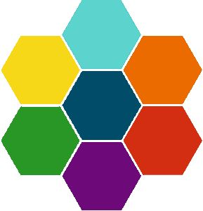 Personality Type 3 Colour Affects angela wright personality #type3.