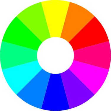 tertiary colors.