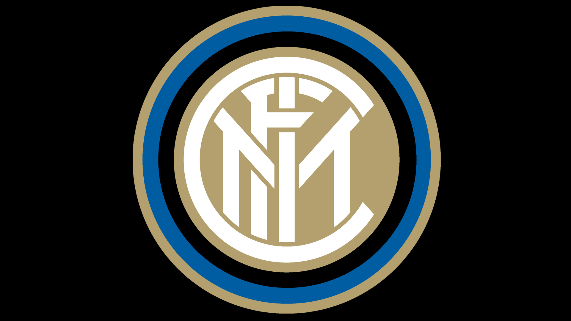 Meaning Internazionale logo and symbol.