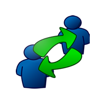 Interaction Clipart.