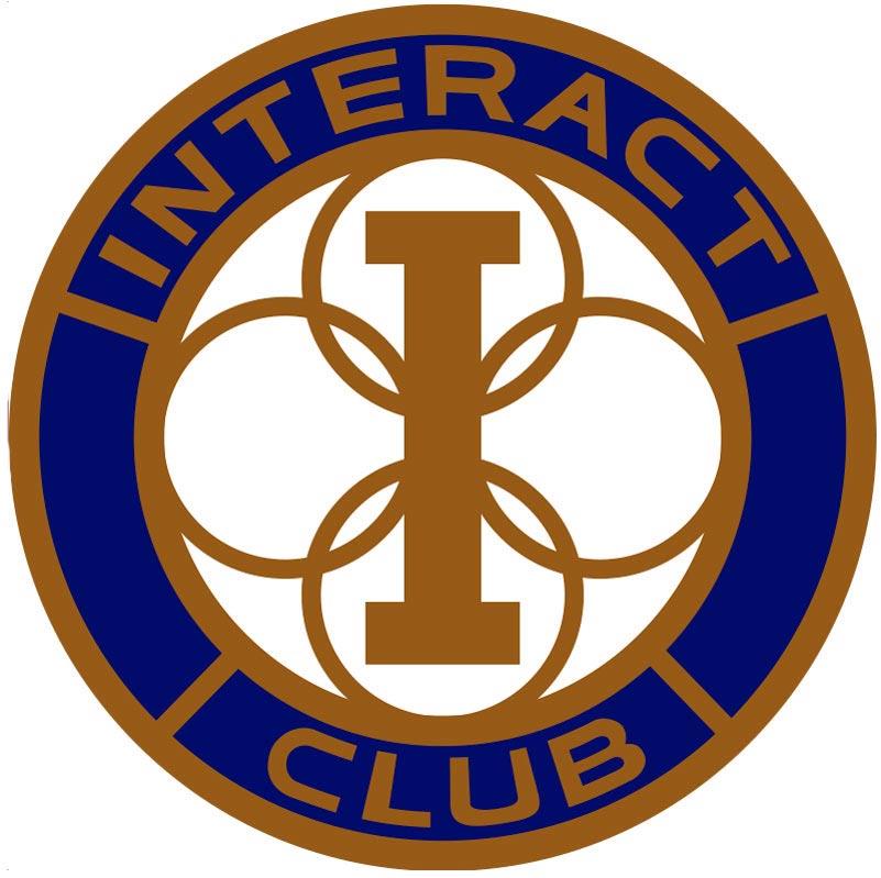 Interact club Logos.
