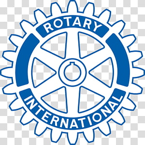 Rotary Club transparent background PNG cliparts free.