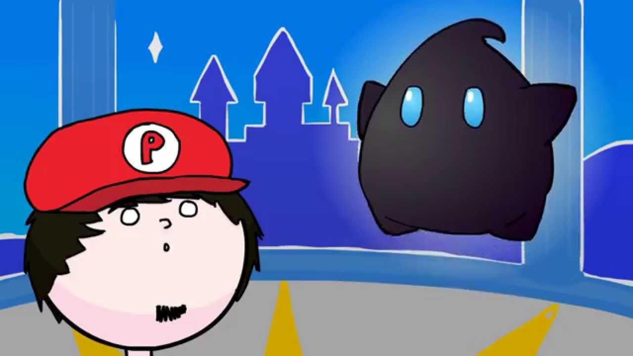 PBG Animated: Peanut Butter Galaxy.
