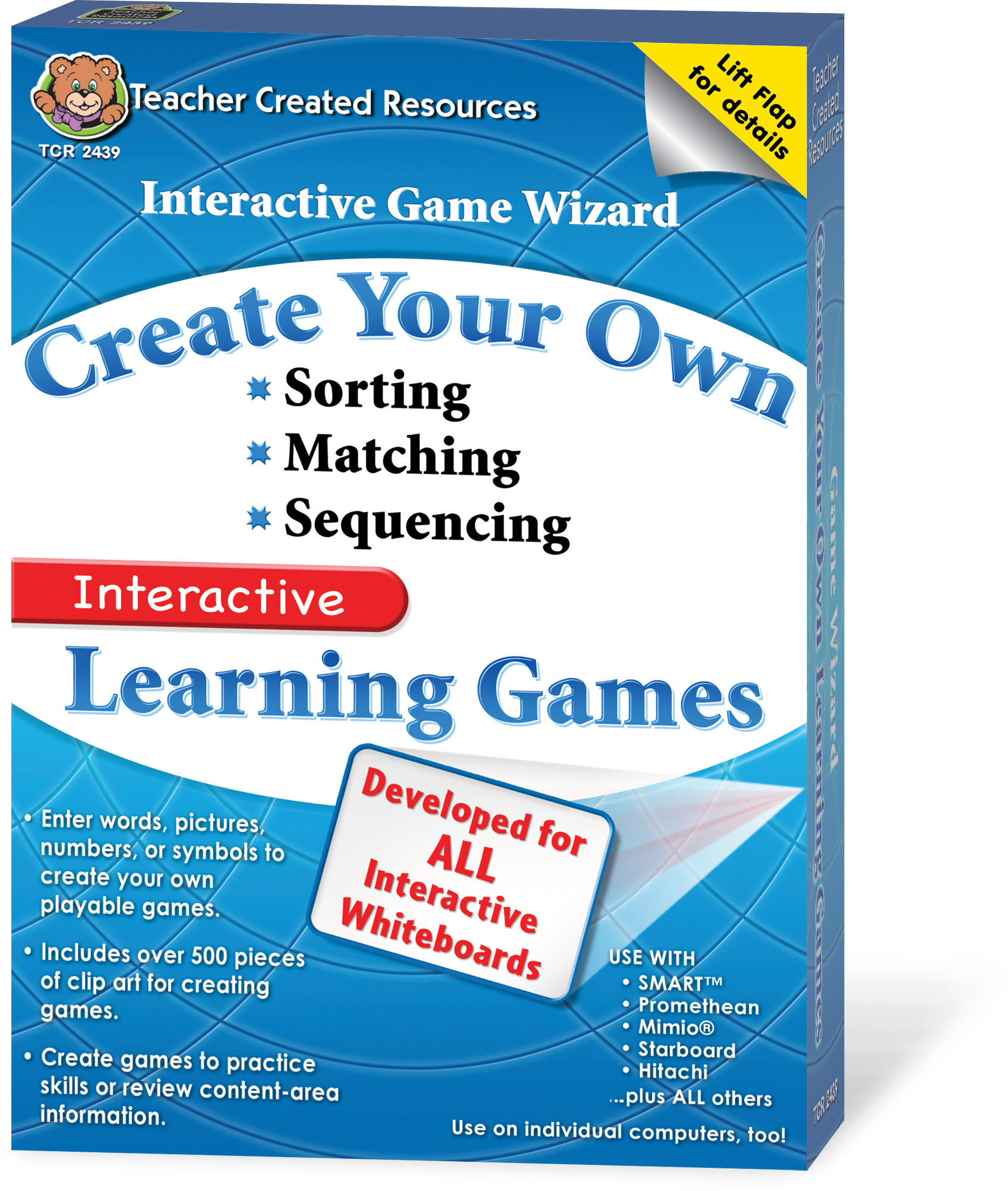 Interactive Game Wizard.