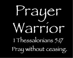 Prayer warriors clipart.