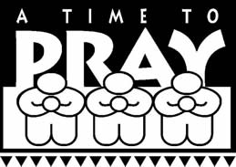Intercessory Prayer Clipart.